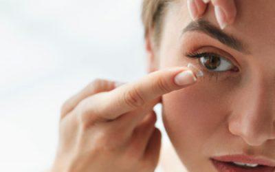 Kontaktlinsen-Anpassungen ab 2.6. wieder möglich